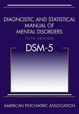 Diagnostic and Statistical Manual of Mental Disorders 5th Edition✅P.D.F✅