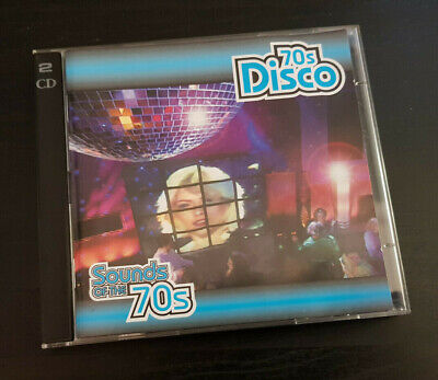 Cd Double Album - Timelife - Sounds Of The 70S - 70S Disco