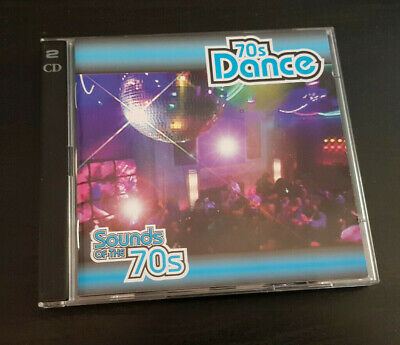 Cd Double Album - Timelife - Sounds Of The 70S - 70S Dance