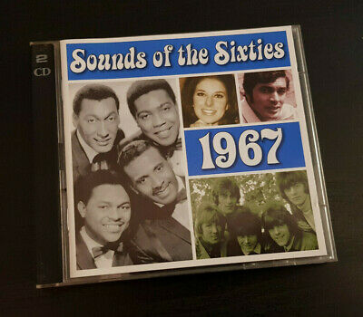 Cd Double Album - Timelife - Sounds Of The Sixties - 1967