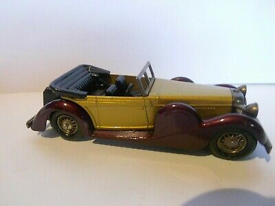 Matchbox Models Of Yesteryear Y11 1938 Lagonda Drophead Coupe Iss 2 V/Rare