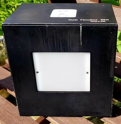 DURST Femobox 66N diffusion mixing box to fit the Laborator  AC1200 enlarger