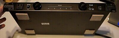 Furman PL-Plus C 15 Amp Power Conditioner with Lights and 10' Heavy duty cord