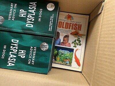 Wholesale Job Lot Of Educational Books X 80 Resell, Carboot, Traders