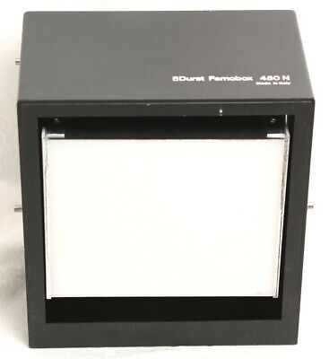 The Durst Femobox 450N  Laborator enlarger very good condition
