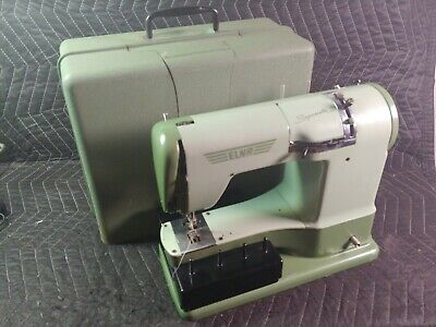 ELNA Supermatic 2 Sewing Machine 1952-1956 - Type 722010 - Swiss Made