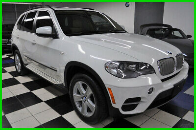 2013 BMW X5 DIESEL 59K MILES - CLEAN CARFAX - LOADED - IMMACULATE 2013 xDrive35d PANORAMIC ROOF - NAVIGATION - DIESEL