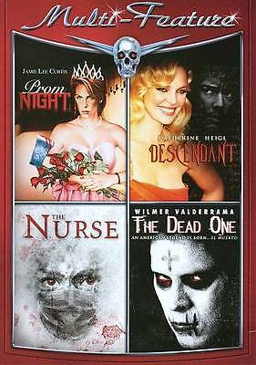 Horror Collector's Set, (DVD, 2010, 1 Disc, 4 features)