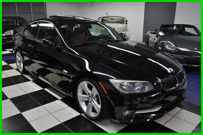 2011 BMW 3-Series I - 59K MILES - GORGEOUS COLORS - EXCELLENT CONDITION 2011 i LOW MILES - FLORIDA SALT FREE - NISCEST COLORS