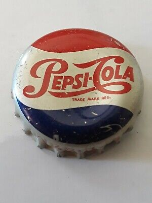 OLD Japanese Japan Cork Bottle Cap Pepsi Cola