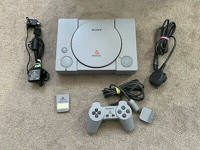 Sony Playstation 1 Original & All Accessories Excellent Condition