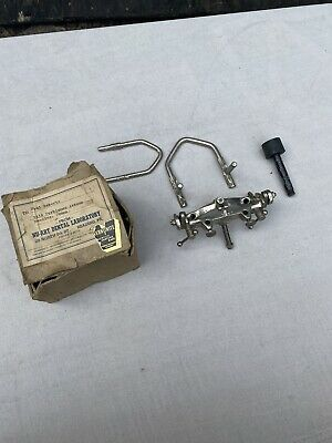 1940s/50s Dental Equipt With Original Box (F250
