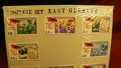 Easy Germany  stamp collectors package individual cancelled X 8 P851