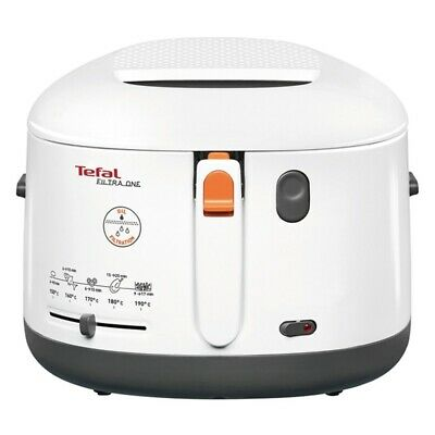Tefal FF1631 One Filtra Fritteuse mit Clean-Oil-System Filtra NEU