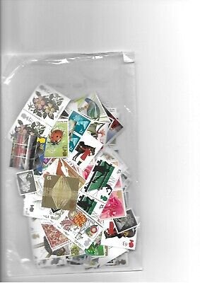 GB £100 Face Value of Current Postage Mostly Unmounted Mint mixed bag