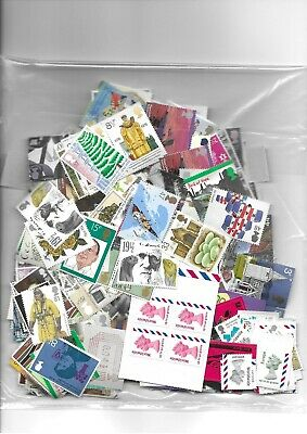 GB £300+ Face Value Current Postage Mostly Unmounted Mint Mixed Bag