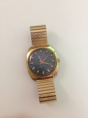 *EXTREMLEY RARE* Antique Swiss Made 1950's Summit Incabloc Watch 17 Rubis