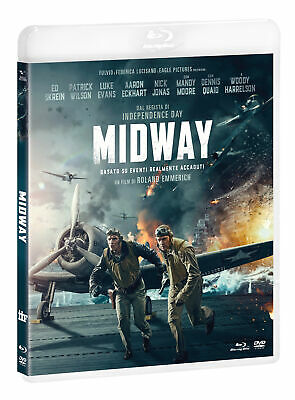 Midway  Blu-Ray+Dvd    Guerra