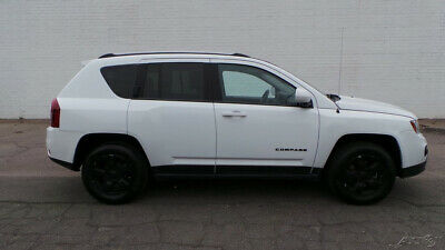 2017 Jeep Compass Latitude 2017 Jeep Compass Latitude SUV Used 2L I4 16V Automatic FWD