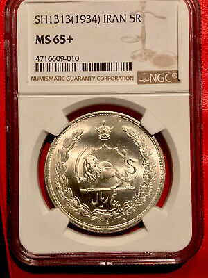 SH1313 Silver Coin MS-65 Plus