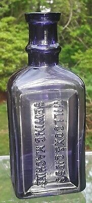 Wilcox & Gibbs Sewing Machine Oil Bottle