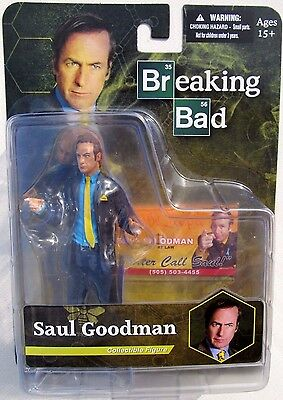 Breaking Bad Better Call Saul 6 pouces Saul Goodman Action Figure Collection