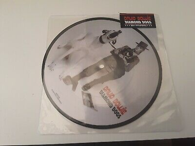 David Bowie   .. Diamond Dogs  .. Picture Disc  40th Anniversary   .. New