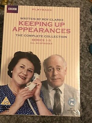 Keeping Up Appearances Complete Box Set Dvd
