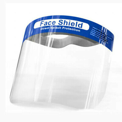 Reusable Face Shield Anti-dust, Anti-droplets, Anti-fog, Protection