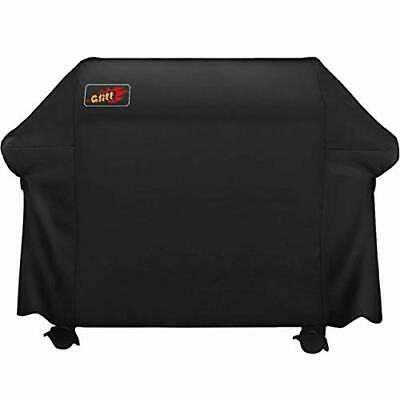 Barbecue Cover, OMORC 72-Inch Waterproof Barbecue Covers with PVC Coating,