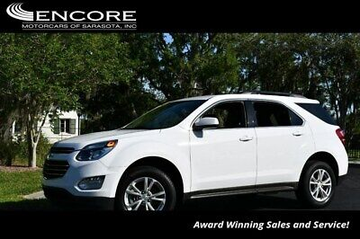 2017 Chevrolet Equinox FWD 4dr LT w/1LT W/Rear View Camera 2017 Equinox SUV 46,336 Miles With warranty-Trades,Financing & Shipping