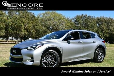 2017 INFINITI QX30 Sport FWD SUV W/Navigation and Pano Roof 2017 QX30 SUV 21,091 Miles With warranty-Trades,Financing & Shipping