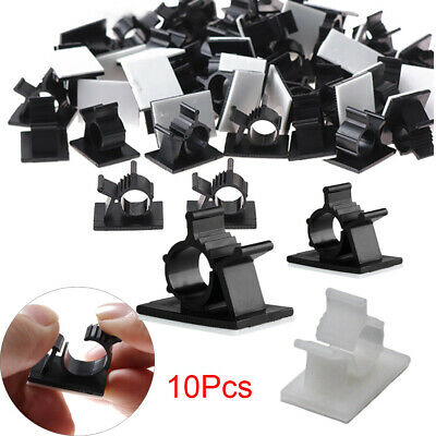 Organizer Clamp Fixer Holder Cable Clip Wire Management Buckle Line