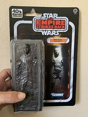 Star Wars Black Series 40th ~ Han Solo in Carbonite ~ EXCLUSIVE ~ IN HAND