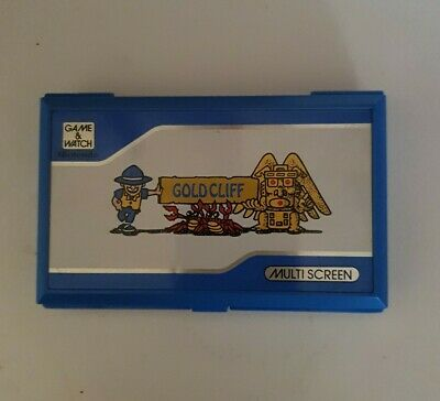 nitendo game and watch Goldcliff
