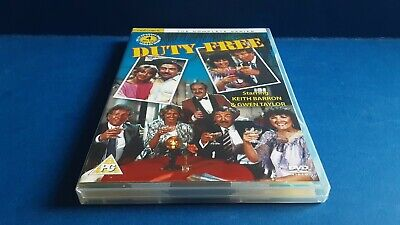 Duty Free - The Complete Series (DVD, 2007, 4-Disc Set, Box Set)