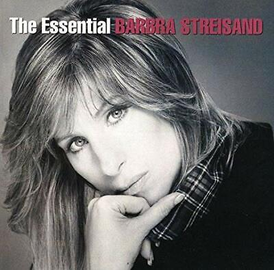 ID1398z - Barbra Streisand - The Essential Barbra - CD - New