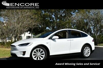 2016 Tesla Model X AWD 4dr 90D W/Premium Upgrades Package 2016 Model X SUV 8,213 Miles With warranty-Trades,Financing & Shipping