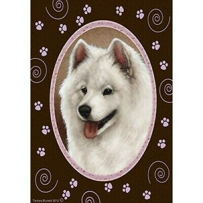 Paws House Flag - Samoyed 17077