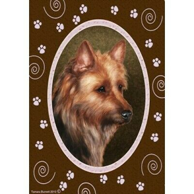 Paws House Flag - Australian Terrier 17203
