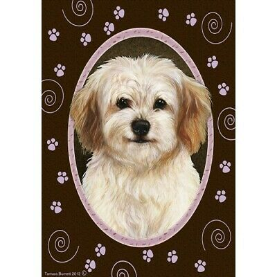 Paws House Flag - Cavachon 17463