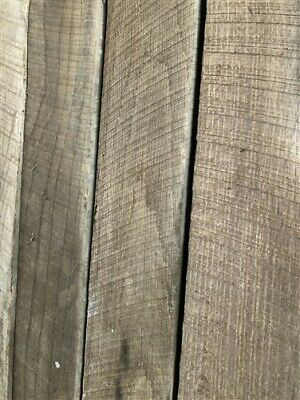 2 By Reclaimed Oak Barn Wood, Wood Planks, 3 to 7 LF Get Quote Before Buying y