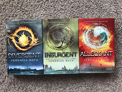 Divergent Series: Divergent by Veronica Roth
