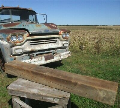Reclaimed Barn Beam Wood Shelf, Architectural Salvage Fireplace Mantle a70,