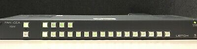 Leitch Panacea 16 x 4 HD video router