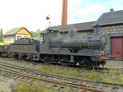 Oxford Gwr Dean Goods 2309 (Detailed Lineside Weathered) Boxed