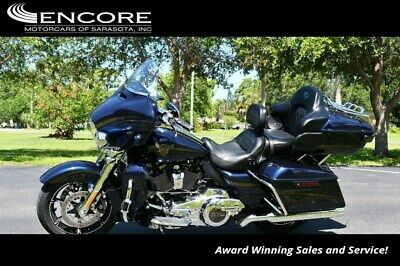 2018 Harley Davidson FLHTKSE CVO 115th Anniversary Limited FLHTKSE CVO 115th An 2018 FLHTKSE CVO 115th Anniversary Limited  1,751 Miles With warranty-Trades,Fin