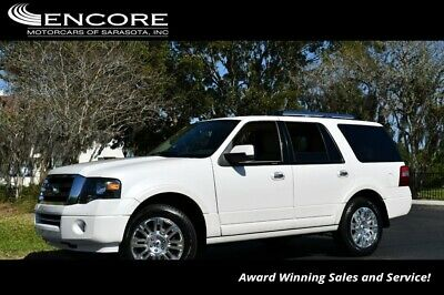2014 Ford Expedition 2WD 4 Door Limited SUV W/Equipment Group 301A and 2014 Expedition SUV 47,753 Miles With warranty-Trades,Financing & Shipping