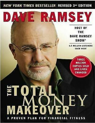 The Total Money Makeover A Proven Plan for Financial Fitnes by Dave Ramsey[P.DF