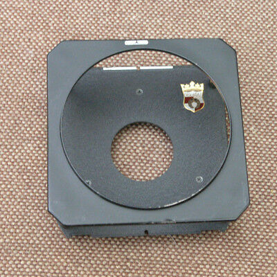 genuine special Wista  Lens board  for compur copal 0  214544